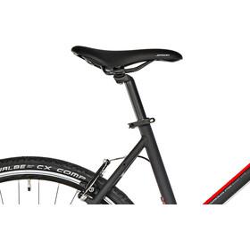 Serious Cedar - VTC - rouge/noir
